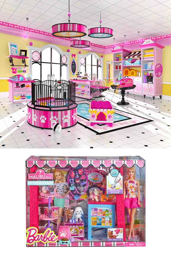 Barbie Pet Store1