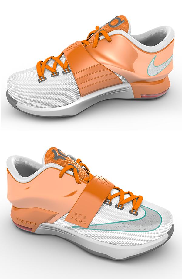 Nike_ZOOM render